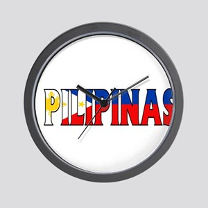 Phillipines Wall Clock