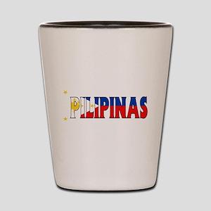 Phillipines Shot Glass
