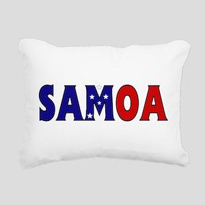 Samoa Rectangular Canvas Pillow