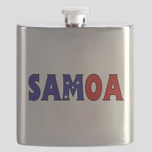 Samoa Flask