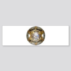 Big Horn County Sheriff Bumper Sticker
