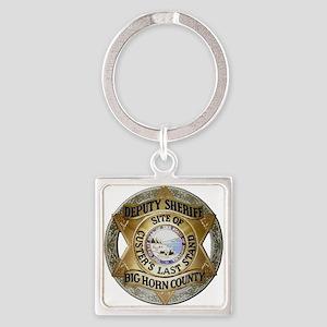 Big Horn County Sheriff Keychains