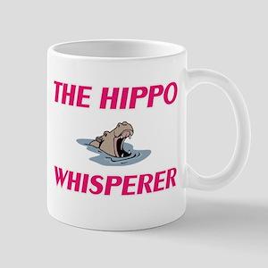 The Hippo Whisperer Mugs