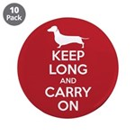 """Keep Long and Carry On 3.5"""" Button (10 pack)"""