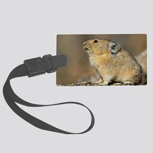Savoring the Moment Large Luggage Tag