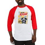 Amazing Dachshund Comics Baseball Jersey