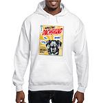 Amazing Dachshund Comics Hooded Sweatshirt