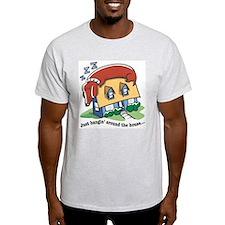 Dachshund hanging' around Light T-Shirt