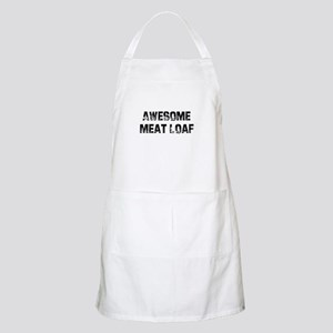 Awesome Meat Loaf BBQ Apron