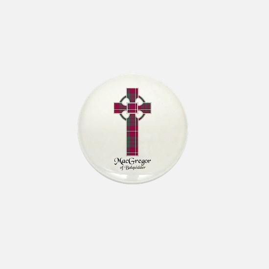 Cross - MacGregor of Balquidder Mini Button