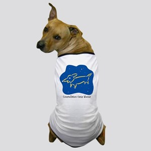 Dachshund constellation Canis Dog T-Shirt