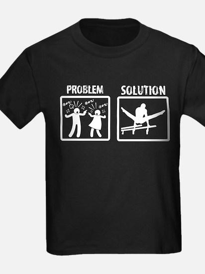 Problem Solution Gymnastics T-Shirt