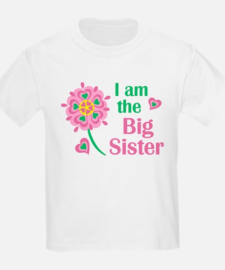 I am the Big Sister T-Shirt