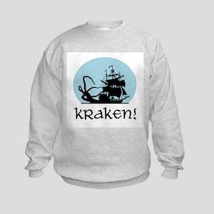 Kraken! Kids Sweatshirt