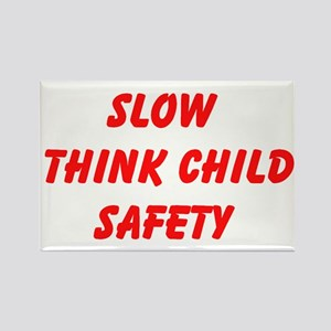 Slow Think Child Safety Magnets