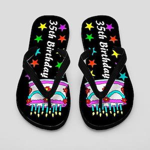 FIERCE 35TH Flip Flops