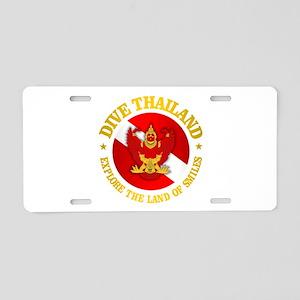 Thailand Aluminum License Plate
