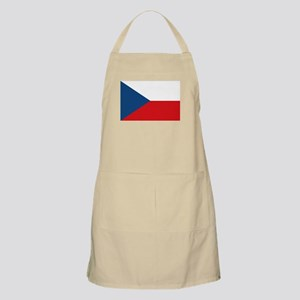 Flag of the Czech Republic BBQ Apron