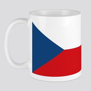 Flag of the Czech Republic Mug