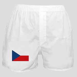 Flag of the Czech Republic Boxer Shorts