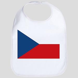Flag of the Czech Republic Bib