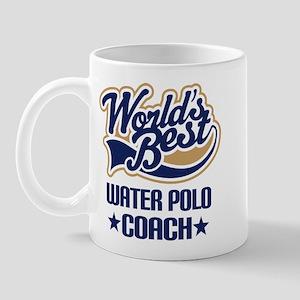 Water Polo Coach (Worlds Best) Mug