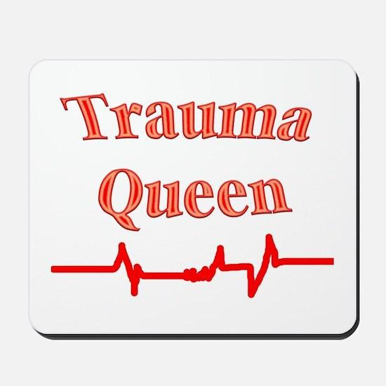 Trauma Queen Mousepad