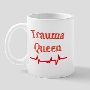 Trauma Queen Mug