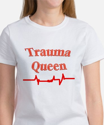 Trauma Queen Women's T-Shirt