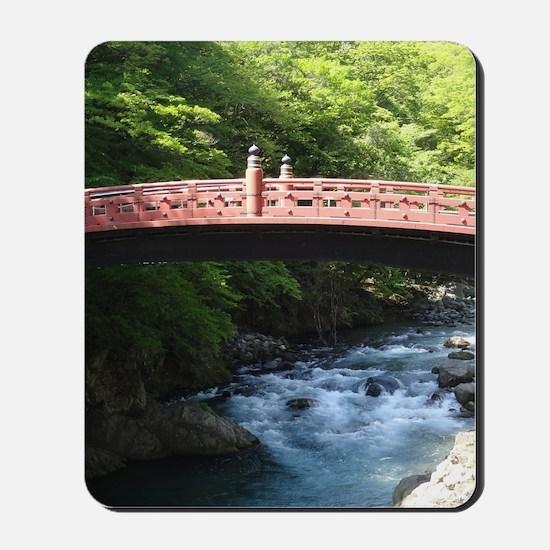 Shin-kyo Bridge Mousepad