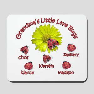 EXAMPLE:Grandma's Little Love Mousepad