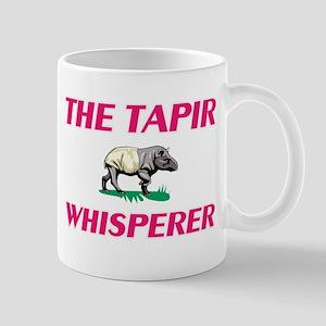 The Tapir Whisperer Mugs
