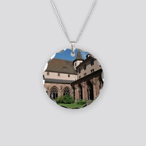 Basel Munster Necklace Circle Charm