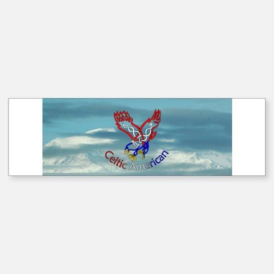 Eagle Bumper Bumper Bumper Sticker
