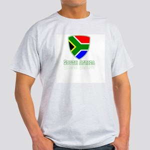 South african Ash Grey T-Shirt