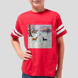 snoweinerrnd Youth Football Shirt