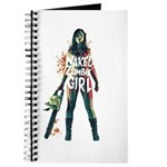 Naked Zombie Girl Journal