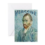 Vincent Greeting Cards (Pk of 10)