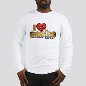I Heart Sasha Farber Long Sleeve T-Shirt