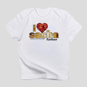 I Heart Sasha Farber Infant T-Shirt
