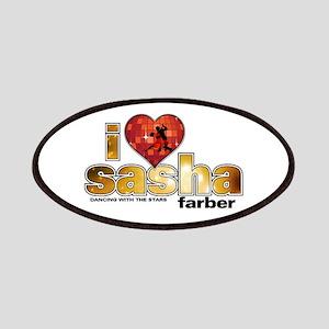 I Heart Sasha Farber Patches