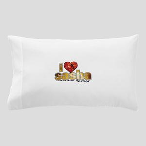 I Heart Sasha Farber Pillow Case