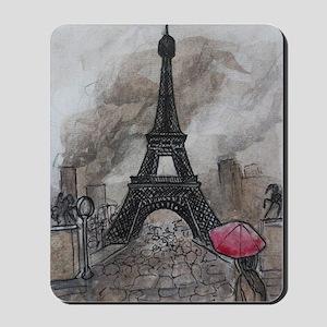 Industrial Paris Mousepad