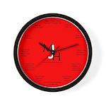 Matthew J Hanson.com Clock