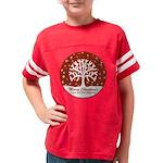 3-xmastree_10x10 Youth Football Shirt