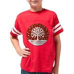 3-xmastree_4x4 Youth Football Shirt