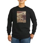 Dulac's Cinderella Long Sleeve Dark T-Shirt