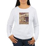 Dulac's Cinderella Women's Long Sleeve T-Shirt