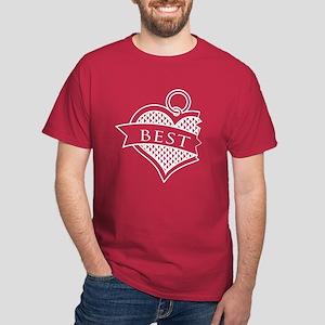 Best Buds Black (Best) Dark T-Shirt