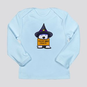 TFT Westie Witch Long Sleeve Infant T-Shirt